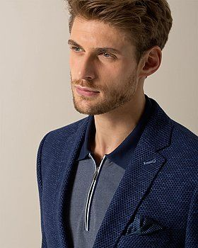 The right, modern suit for young men.