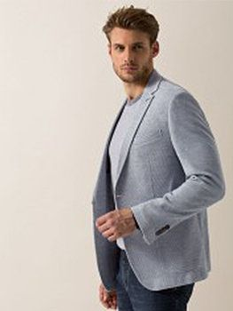 Sports jacket and jeans – a few tips for a casual business look