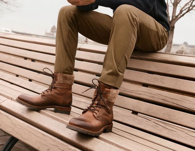 Thick Boots The Perfect Winter Footwear