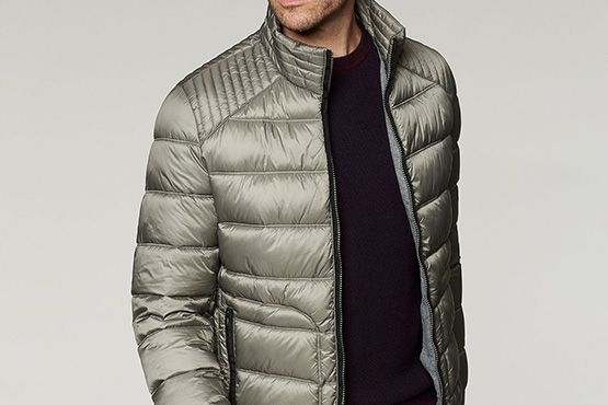 bugatti Autumn Fashion - Quilted and down jackets