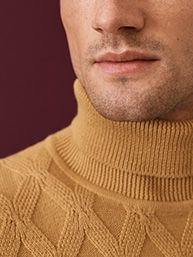 bugatti Autumn Fashion 2018 - knit sweater for the business look