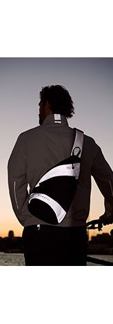 """bugatti Be Visible backpack - stylish as well as """"high vis"""""""